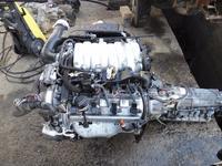 Двигатель НА Toyota L C Prado 120 в Алматы