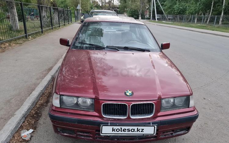 BMW 318 1998 года за 1 590 000 тг. в Алматы