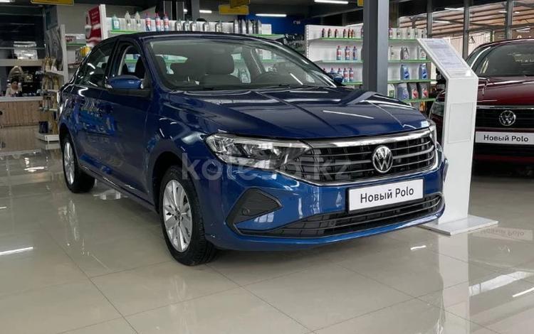 Volkswagen Polo Status TSI 2021 года за 8 750 000 тг. в Актобе
