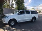 Toyota Hilux 2014 года за 10 000 000 тг. в Шымкент – фото 2