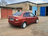 ВАЗ (Lada) Kalina 1118 (седан) 2006 года за 1 070 000 тг. в Актобе – фото 3