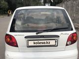 Daewoo Matiz 2007 года за 1 250 000 тг. в Алматы – фото 5