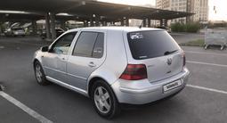 Volkswagen Golf 1998 года за 1 800 000 тг. в Нур-Султан (Астана) – фото 4