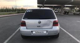 Volkswagen Golf 1998 года за 1 800 000 тг. в Нур-Султан (Астана) – фото 5