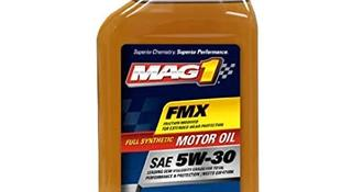 Моторное масло MAG 1 FULL SYNTHETIC 5W-30 (0.946л) за 3 600 тг. в Алматы