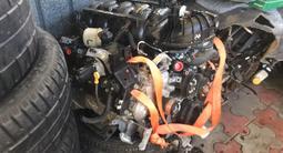 Двигатель на infinity qx80 за 21 555 тг. в Алматы