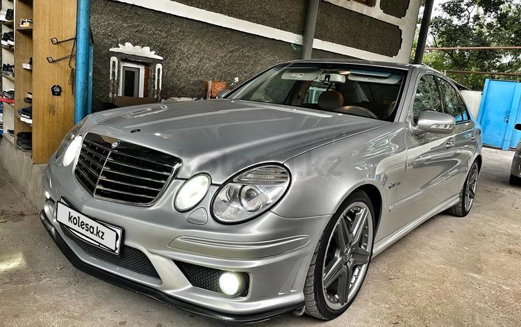 Mercedes-Benz E 63 AMG 2007 года за 5 900 000 тг. в Алматы