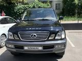 Lexus LX 470 2007 года за 8 300 000 тг. в Алматы