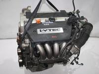 Двигатель Honda CR-V к24 за 222 тг. в Алматы