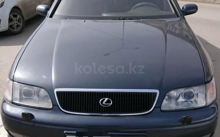 Lexus GS 300 1997 года за 2 500 000 тг. в Костанай