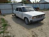ВАЗ (Lada) 2107 2006 года за 600 000 тг. в Тараз