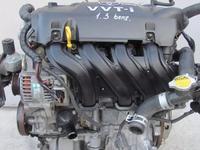 Двигателя и коробки Тойота ЯРИС 2nz v1.3 за 777 тг. в Алматы