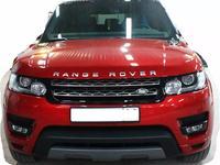 Решетка радиатора Renge Rover за 50 000 тг. в Алматы