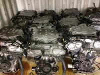 Двигатель (мотор) Infiniti FX35 за 96 977 тг. в Алматы