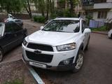 Chevrolet Captiva 2013 года за 5 700 000 тг. в Алматы