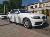 BMW 118 2016 года за 9 700 000 тг. в Алматы – фото 4