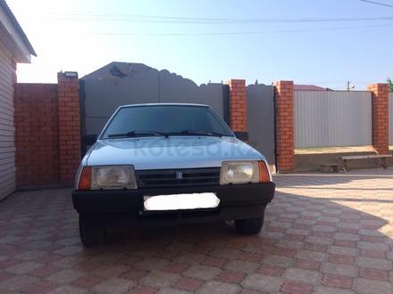 ВАЗ (Lada) 21099 (седан) 2001 года за 1 200 000 тг. в Актобе