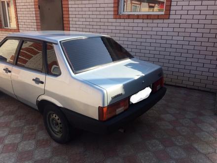 ВАЗ (Lada) 21099 (седан) 2001 года за 1 200 000 тг. в Актобе – фото 4
