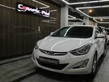 Hyundai Elantra 2014 года за 5 200 000 тг. в Алматы