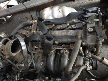 Двигатель Тойота Камри 2.4 (2az) за 400 тг. в Алматы – фото 2