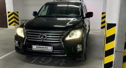 Lexus LX 570 2012 года за 21 000 000 тг. в Нур-Султан (Астана) – фото 2