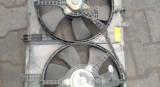 Моторчик охлаждения радиатора mitsubishi outlander за 10 000 тг. в Алматы