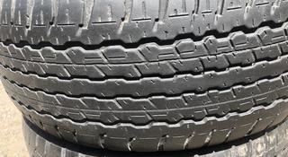285-60-18 Dunlop AT22 япония 4штуки за 40 000 тг. в Алматы