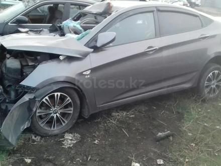 Hyundai Accent 2015 года за 555 555 тг. в Алматы