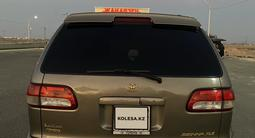 Toyota Sienna 1999 года за 3 250 000 тг. в Жанаозен – фото 5