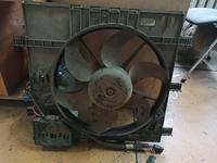 Вентилятор основной. Вентилятор охлаждения Вито 2.3 за 30 000 тг. в Караганда