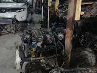 Двигатель Nissan Pathfinder за 300 000 тг. в Алматы