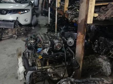 Двигатель Nissan Pathfinder за 300 000 тг. в Алматы – фото 3