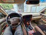 Lexus LX 470 2000 года за 6 200 000 тг. в Шымкент – фото 3