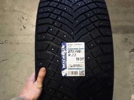 Шины Michelin 275/45-315/40/r21 Xice north 4 за 455 000 тг. в Алматы