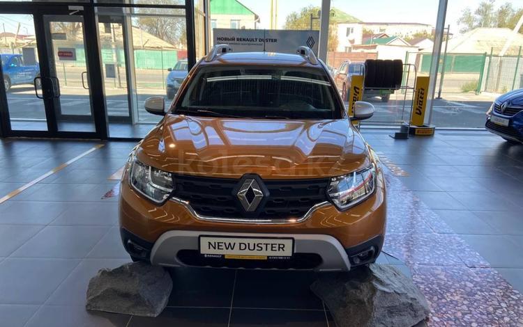 Renault Duster Drive TCE CVT (4WD) 2021 года за 10 433 000 тг. в Атырау