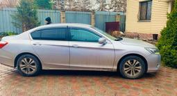 Honda Accord 2013 года за 6 500 000 тг. в Алматы – фото 2