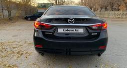 Mazda 6 2015 года за 7 500 000 тг. в Костанай – фото 3