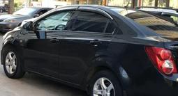 Chevrolet Aveo 2013 года за 4 000 000 тг. в Нур-Султан (Астана) – фото 2