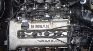 Двигатель Nissan SR20 2.0L 16v за 168 000 тг. в Тараз