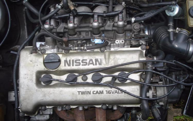 Двигатель Nissan SR20 2.0L 16v за 170 000 тг. в Тараз