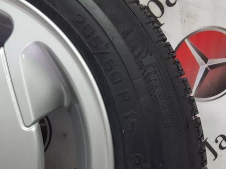 Запасное колесо (докатка) на Mercedes-Benz w202 за 27 231 тг. в Владивосток – фото 12