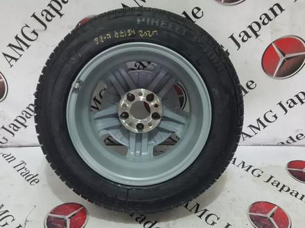 Запасное колесо (докатка) на Mercedes-Benz w202 за 27 231 тг. в Владивосток – фото 16