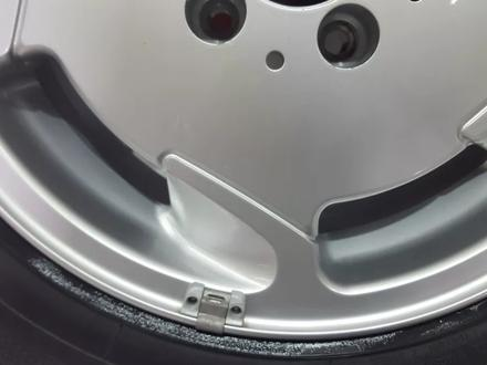Запасное колесо (докатка) на Mercedes-Benz w202 за 27 231 тг. в Владивосток – фото 9