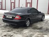 Mercedes-Benz E 280 2007 года за 3 500 000 тг. в Уральск – фото 5