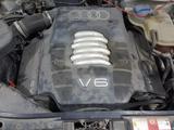 Компрессор кондиционера ауди а6 99г (капля) за 25 000 тг. в Актобе – фото 2