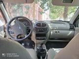 ВАЗ (Lada) Kalina 1118 (седан) 2007 года за 950 000 тг. в Кызылорда – фото 5