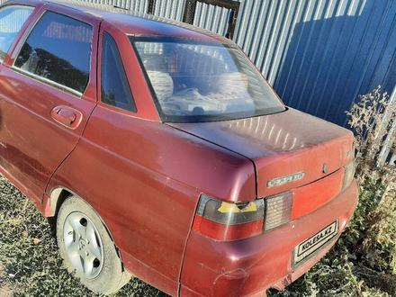 ВАЗ (Lada) 2110 (седан) 2001 года за 250 000 тг. в Кокшетау