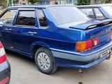 ВАЗ (Lada) 2115 (седан) 2007 года за 600 000 тг. в Костанай – фото 4