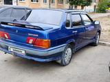 ВАЗ (Lada) 2115 (седан) 2007 года за 600 000 тг. в Костанай – фото 5