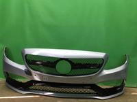 Бампер передний Mercedes w205 AMG 6.3 63 AMG63 за 280 000 тг. в Алматы